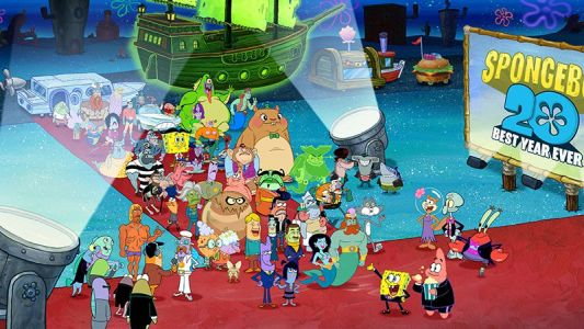 SpongeBob SquarePants' Bikini Bottom Coming To San Diego Comic-Con