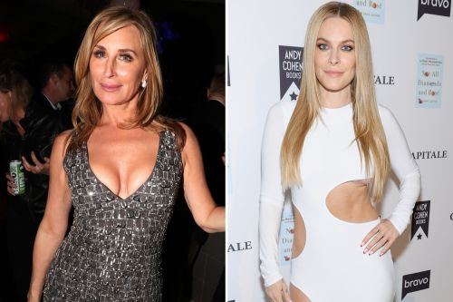 Leah McSweeney slams Sonja Morgan for 'talking mad s-t' in new tell-all book