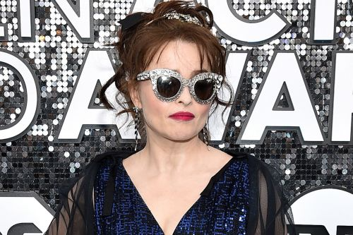 Helena Bonham Carter wishes Prince Harry and Meghan Markle 'good luck'