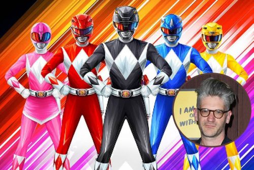 Jonathan Entwistle Set to Develop New Film & TV Power Rangers Franchise