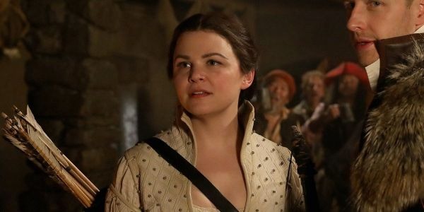 Once Upon A Time's Ginnifer Goodwin Is Heading Back To Network TV For A Different Kind Of Role
