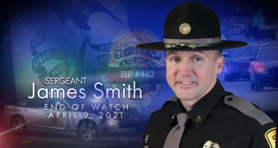 WATCH LIVE: Funeral Services for Sergeant Jim Smith