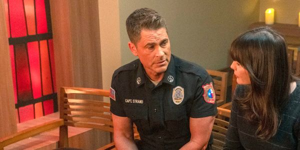 9-1-1: Lone Star Is Giving Rob Lowe A West Wing Reunion With New Season 2 Casting