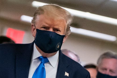 Trump Campaign Sends Out Email Encouraging Mask-Wearing: 'There Has Been Some Confusion Surrounding the Usage of Face Masks'