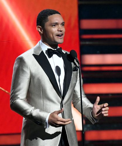 Trevor Noah Is Hosting the 2021 Grammys, and He Has Plenty of Joke Material to Work With