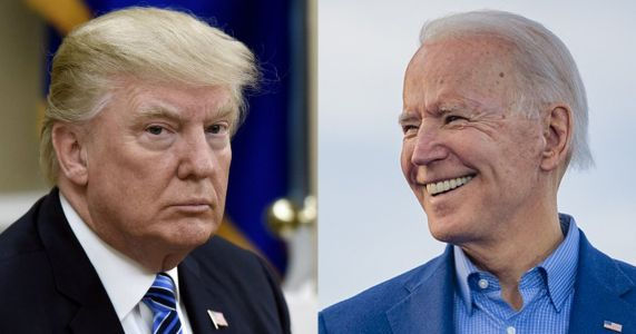 Trump Blasts Biden Over His Response on Removing Confederate Monuments: 'This Would Be the Beginning of the End'