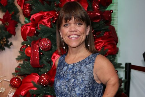 'Little People, Big World' star Amy Roloff engaged to boyfriend Chris Marek