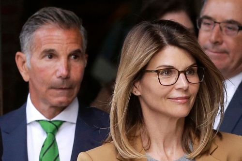 Lori Loughlin's college admissions scandal trial date set for October