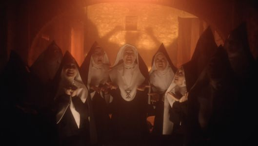 Good Omens: Singing Satanic Nuns Welcome the Antichrist in New Video