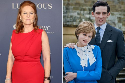 'The Crown' turned down Sarah Ferguson's offer to be a royal adviser