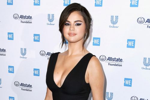 Selena Gomez returns to the red carpet after mental health break