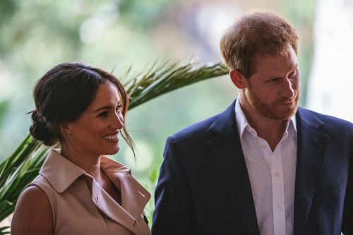 Palace staff called Prince Harry 'the hostage' before wedding to Meghan Markle