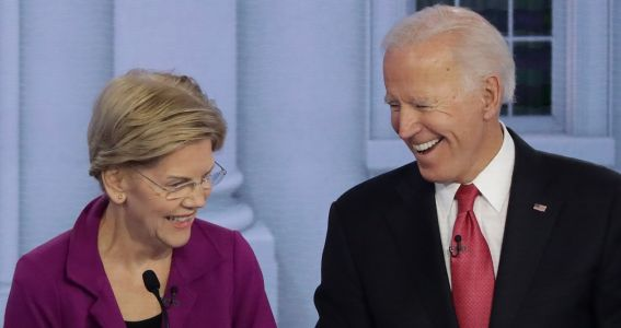Elizabeth Warren Endorses Joe Biden's Leadership: 'Steady, Thoughtful, Smart' Like President Obama