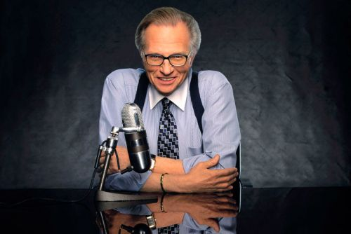 Condolences Pour Out Following The Passing Of Radio Host Larry King: He 'Was One Of The Greats'