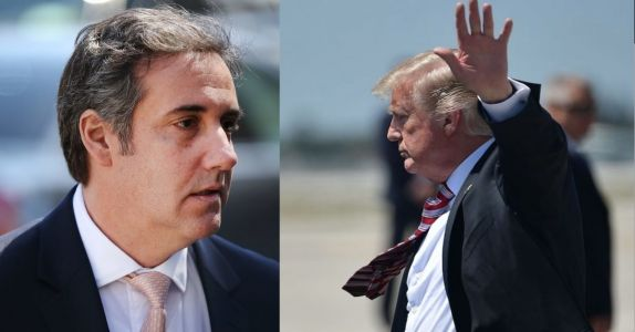 BREAKING: Trump Reportedly Directed Cohen to Lie to Congress About Talks for Trump Tower in Moscow