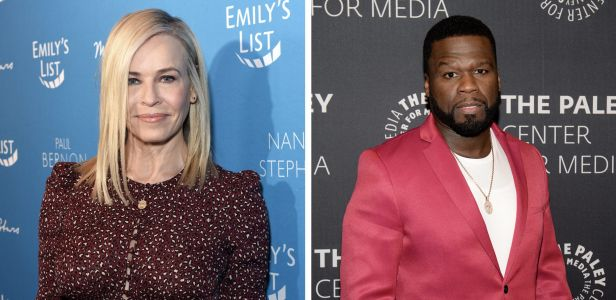 'Hey F*cker! I Will Pay Your Taxes In Exchange For You Coming to Your Senses': Exes Chelsea Handler and 50 Cent Have Twitter Spat Over Election