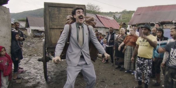 Borat 2: Kazakhstan Wants Sacha Baron Cohen's Movie Disqualified From Oscar Consideration