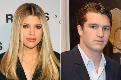 Who is Matthew Morton? Meet Sofia Richie's rumored new boyfriend