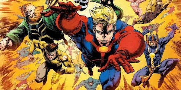 Marvel's The Eternals, An Updated Cast List