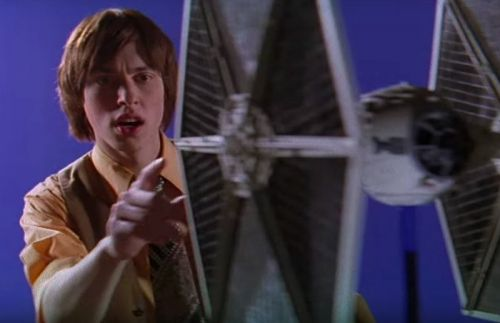 See Alan Parsons Music Video From Star Wars-Themed Film 5-25-77