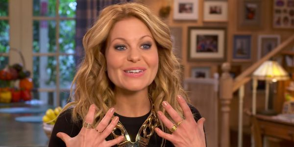 What Fuller House Star Candace Cameron Bure's Kids Think About Her Talking Openly About Sex Life