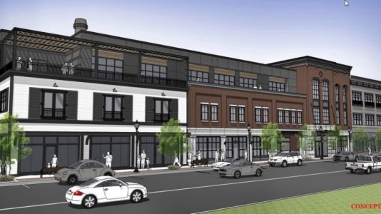 Ada hotel construction could start this year