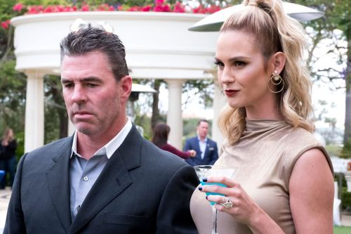 Meghan Edmonds Reportedly Contests Prenup As She & Jim Edmonds Try To Finalize Divorce