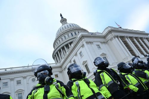 Mother and Son From Iowa Arrested for Alleged Role in Capitol Riot