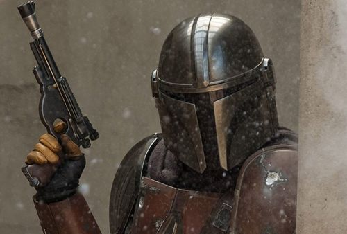 D23: The Mandalorian Trailer for the Star Wars Series is Here!