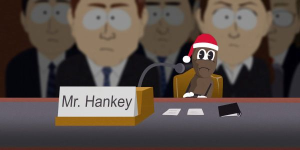That Time Fox Refused To Pick Up South Park Because Of Mr. Hankey