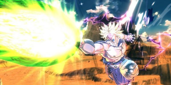 Dragon Ball Xenoverse 2 Getting A Free-To-Play Version Today