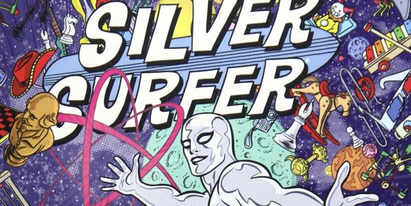 Silver Surfer Could Be The MCU's Version of Doctor Who