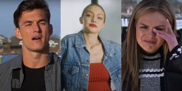 Tyler Cameron Clears The Air About Dating Timeline With The Bachelorette's Hannah Brown And Gigi Hadid