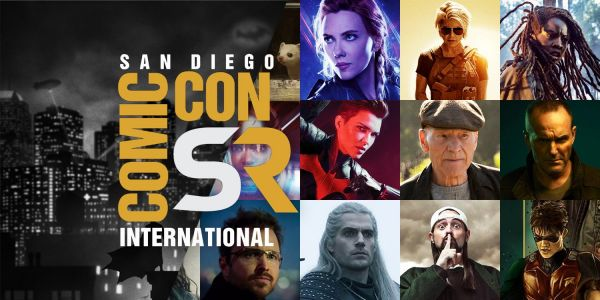 SDCC 2019 Guide: All Trailers, Footage, News & More | ScreenRant