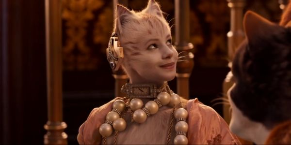 Cats Movie With Practical Costumes Instead Of CGI Would've Looked Worse