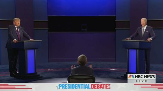 BREAKING: Commission on Presidential Debates Promises 'Additional Structure' Changes After First Trump-Biden Clash