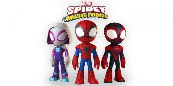 Disney Junior Spider-Man Series Announced at D23 Amid Controversy