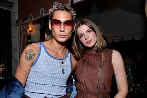'Gossip Girl' star Evan Mock and Julia Fox nearly turned away from art party