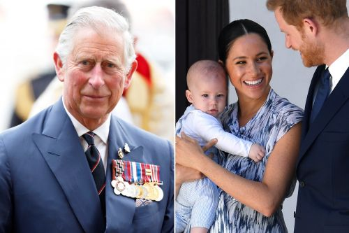 Prince Charles has seen 2-year-old grandson Archie 'twice' since birth: report