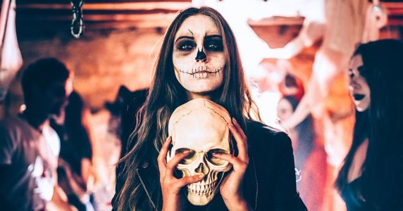 Why has Halloween become so popular among adults?