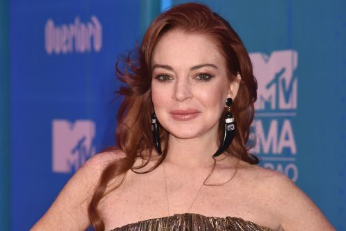 Lindsay Lohan may celebrate the new year in Times Square