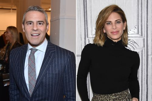 Jillian Michaels keeps Andy Cohen feud going: 'This is not a nice dude'