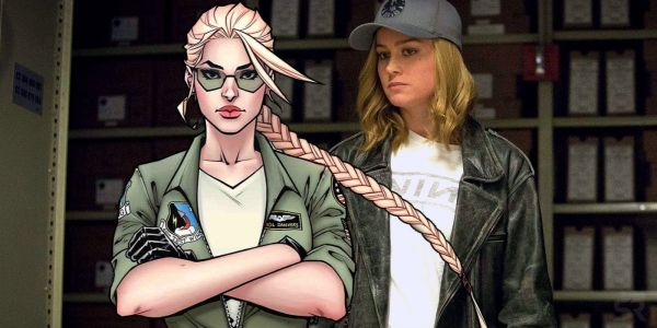 Captain Marvel's Origin Story, Powers & Movie Changes Explained