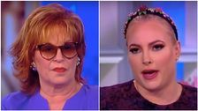Meghan McCain Tells Joy Behar: 'Don't Feel Bad For Me, Bitch'