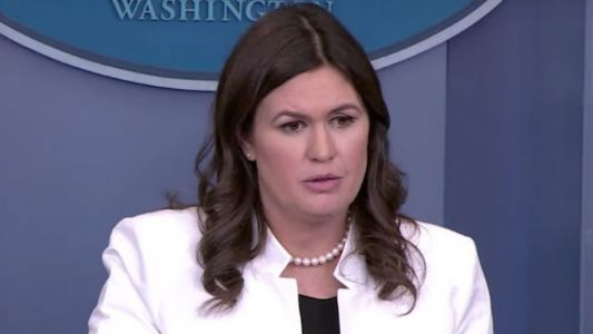 Sarah Sanders Disputes Report of Bolton, Kelly Shouting Match: We are Passionate, Not Angry
