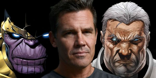 How Josh Brolin Ended Up Playing Thanos and Cable