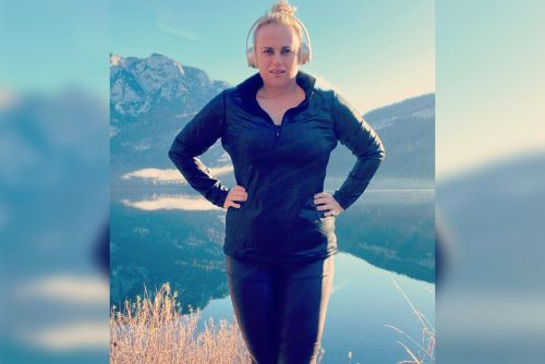 Rebel Wilson reveals she hit goal weight in 'year of health' journey
