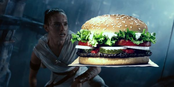 Saying Rise of Skywalker Spoilers Will Get You Free Whoppers In Germany