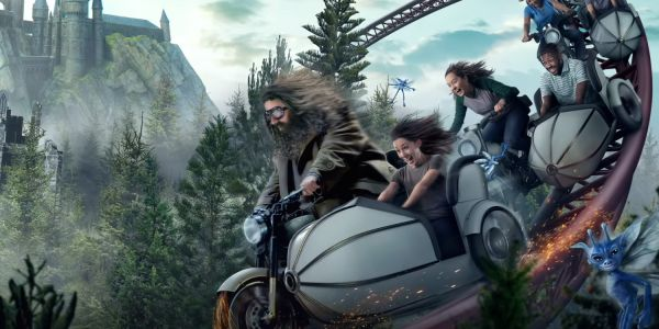 Harry Potter Ride Reveals Fantastic Creature the Movies Left Out
