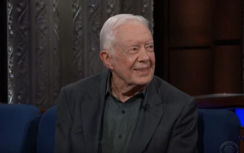 Jimmy Carter Weighs In on Kavanaugh: He's 'Unfit' to be a Supreme Court Justice